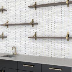 Jolie Gold Backsplash Tile Product