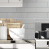 Mineral Pencil Tile Backsplash Product