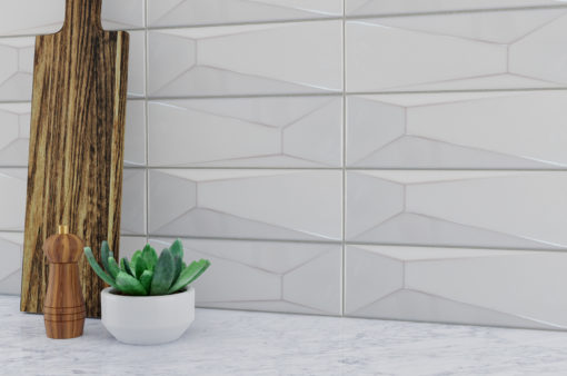 Manhattan Dove Backsplash Tile
