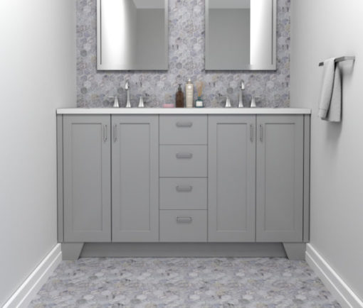 Hive Manor Gray Tile