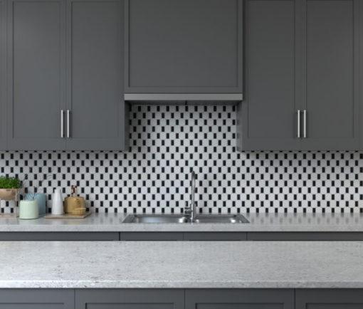 Kaya Sable Black Tile