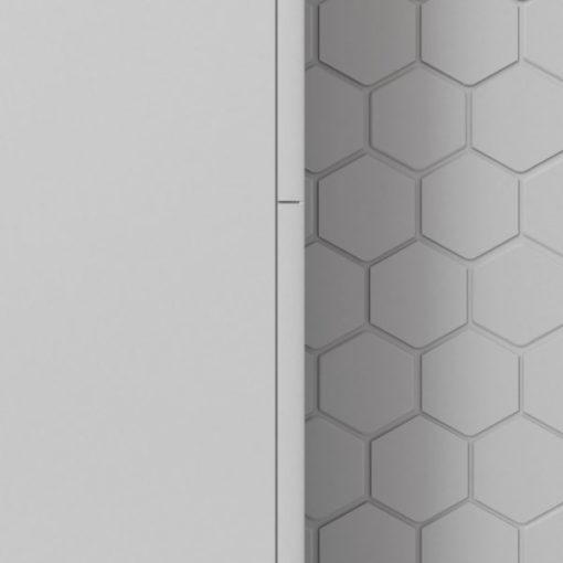 Regency White Pencil Tile