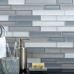 Stormcloud Anthology Backsplash Tile