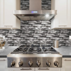 Silverscape Backsplash Tile