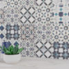 Moroccan Mix Azure Anthology Tile