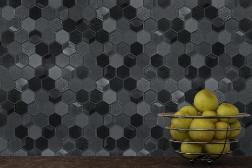 Smokey Hex Tile