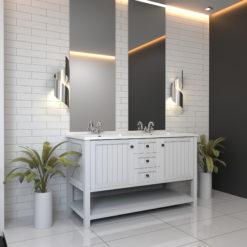 Cotto Bianco 3x12 Tile