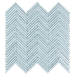 Celestial Herringbone Tile