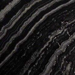Agatha Black Granite Full Slab