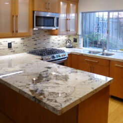 Alpine Granite Kitchen