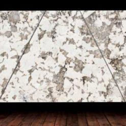 Alpine White Soul Granite Slab