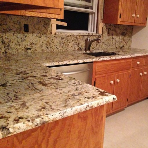 Antique Treasure Granite Kitchen