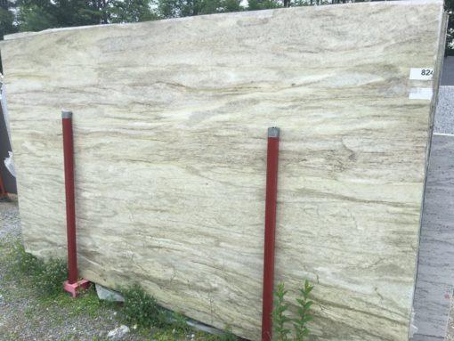 Aqua Venato Leather Finish Granite Slab