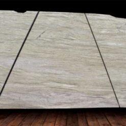 Aqua Venato Leather Finish Granite Slab1