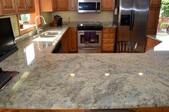 Aquario Granite Kitchen