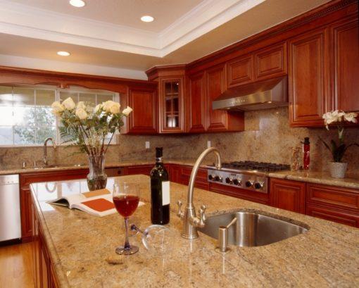 Arandis Dream New Granite Kitchen