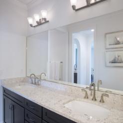 Aria LG Viatera Quartz Bathroom Countertops