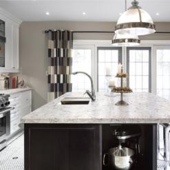 Aria LG Viatera Quartz Kitchen Countertops