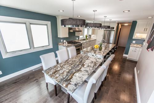 Audax Granite Kitchen