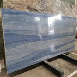 Azul Imperial Granite Slab