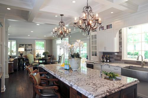 Bianco Antico Scuro Granite Kitchen2