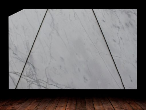 Bianco Avalon Marble Slab