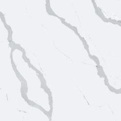 Bianco Calacatta Silestone Quartz Full Slab