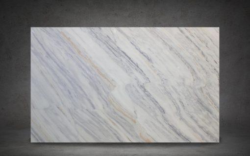 Bianco Lasa Fantastico Marble Slab