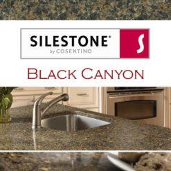 Black Canyon Silestone Quartz