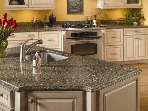 Black Canyon Silestone Quartz Kitchen1