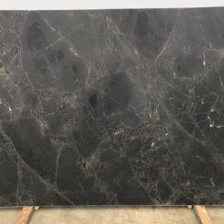 Black Diamond Honed Granite Slab