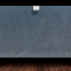 Black Honed Soapstone Full Slab