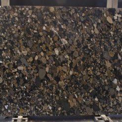 Black Mosaic Granite Slab1