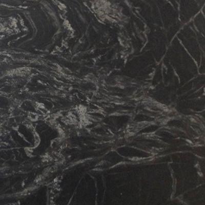 Black Stream Leather Granite