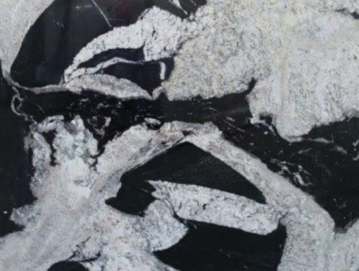 Black Thunder Granite Close Up