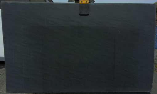 Black Vermont Leather Finish Granite Slab