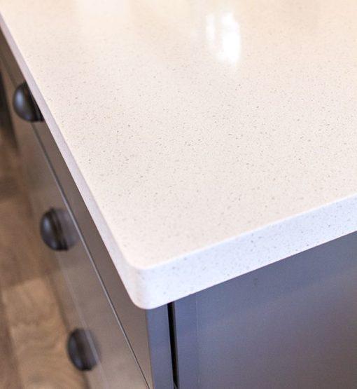 Blanco Maple Silestone Quartz Counter