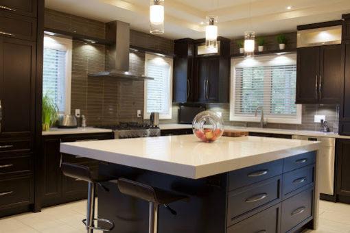 Blanco Maple Silestone Quartz kitchen3