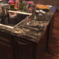 Blue Fantasy Granite Kitchen1