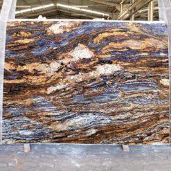 Blue Fire Granite Slab1