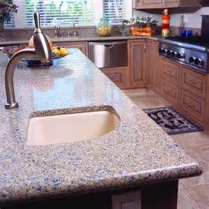 Blue Sahara Silestone Quartz Kitchen