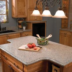 Blue Sahara Silestone Quartz Kitchen2