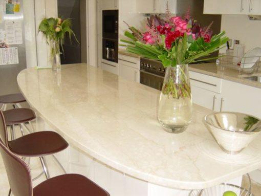 Bottocino Classico Marble Kitchen