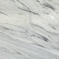 Bruno White Marble Full Slab