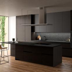 Carbo LG Viatera Quartz Kitchen Countertops