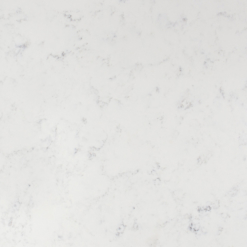 Carrara White Quantum Quartz Full Slab