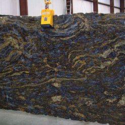 Cinderella Blue Granite Slab
