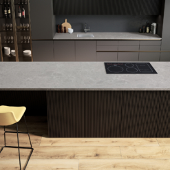 Coda LG Viatera Quartz Kitchen Countertops
