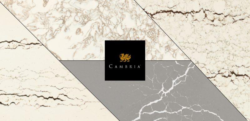 2021 NEW Cambria Quartz Designs Notting Hill Hermitage Cashel Clare