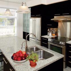 Crema Atlantico Granite Kitchen